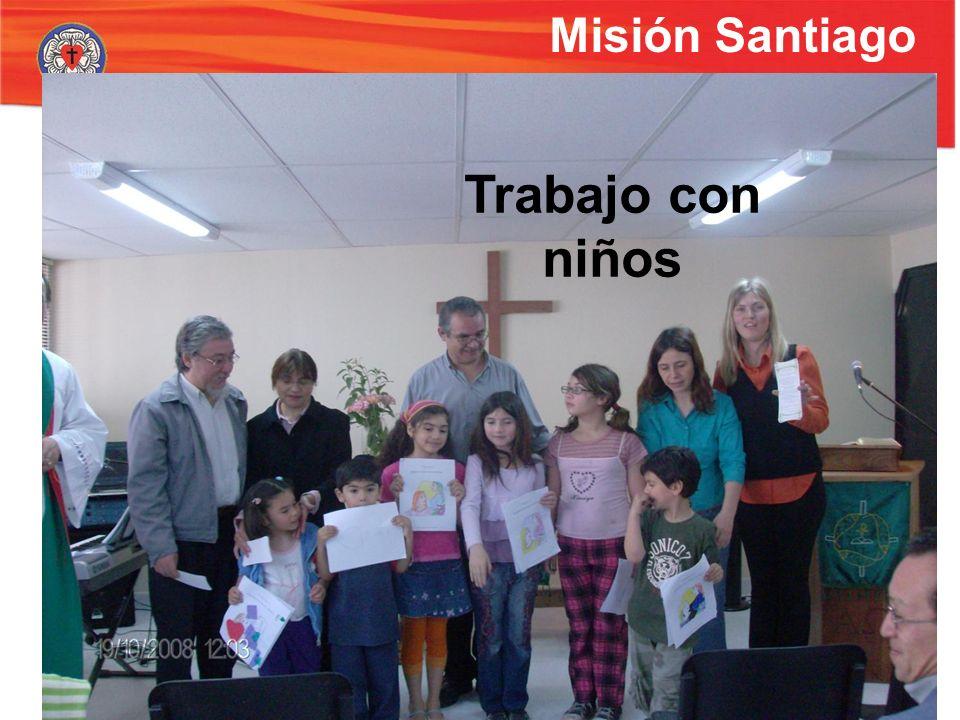 Misión Santiago Ofreciendo Folletos de ayuda en hospitales – Trabajo en Conjunto con Mejor vivir CPTLN.