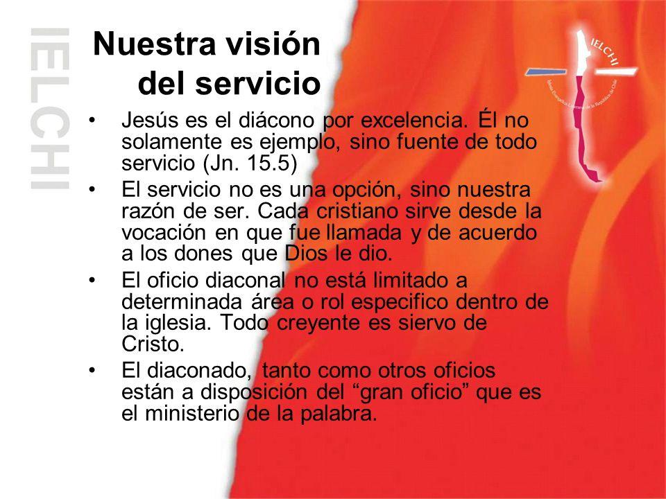 Nuestra visión del servicio