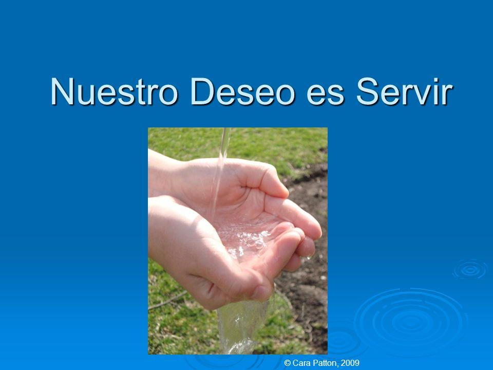 Nuestro Deseo es Servir