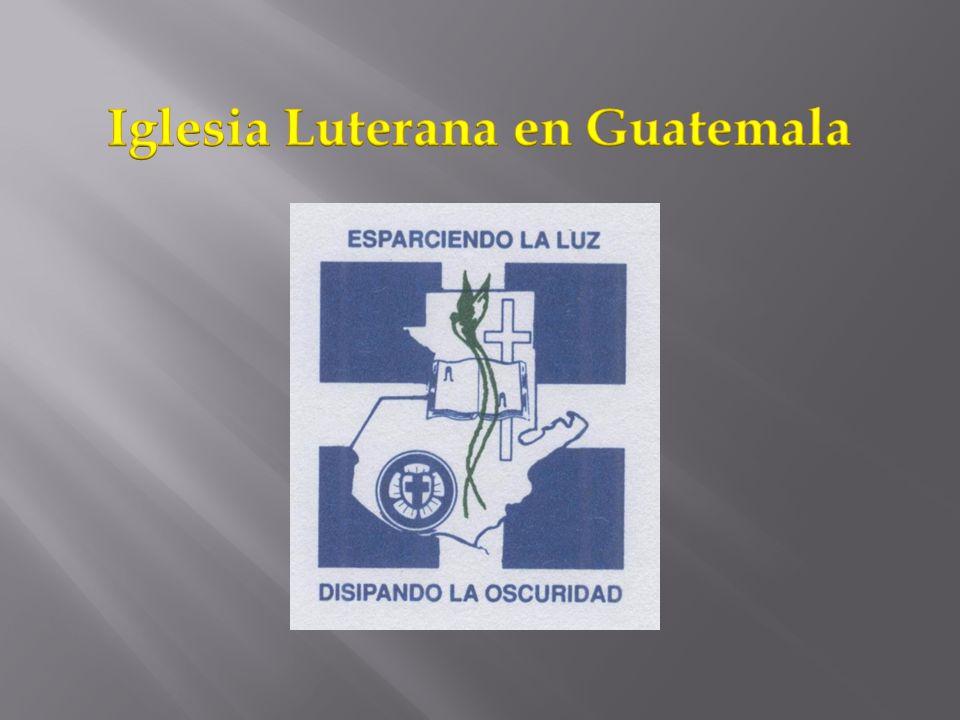 Iglesia Luterana en Guatemala