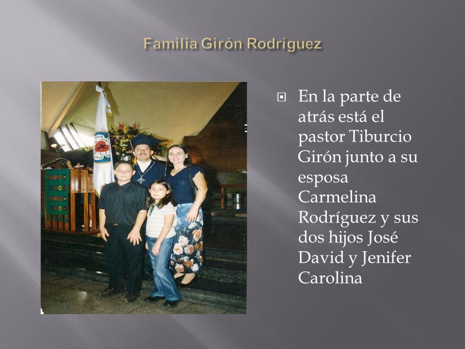 Familia Girón Rodríguez