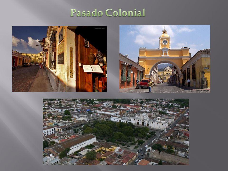 Pasado Colonial