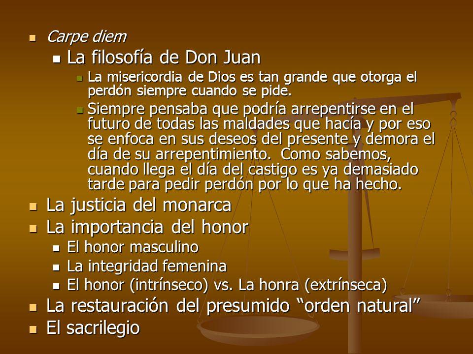 La filosofía de Don Juan