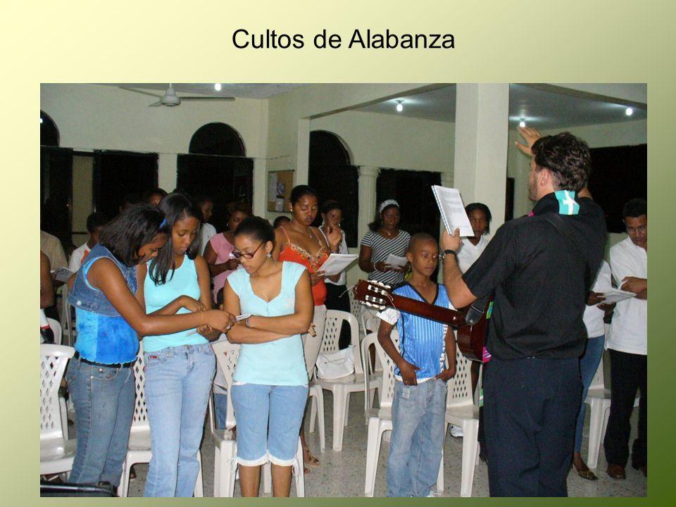 Cultos de Alabanza