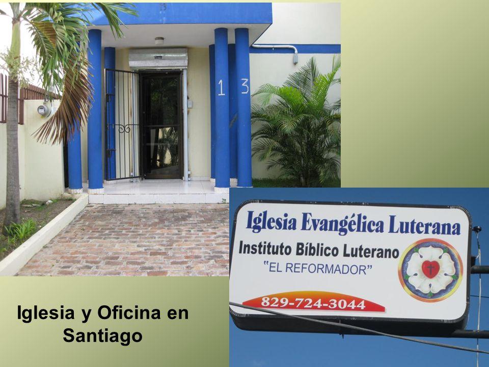 Iglesia y Oficina en Santiago