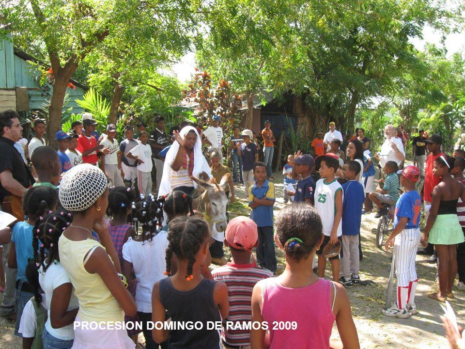 PROCESION DOMINGO DE RAMOS 2009