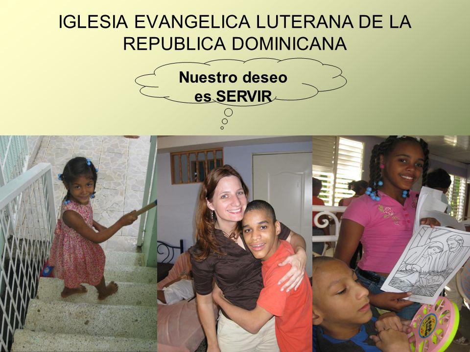 IGLESIA EVANGELICA LUTERANA DE LA REPUBLICA DOMINICANA