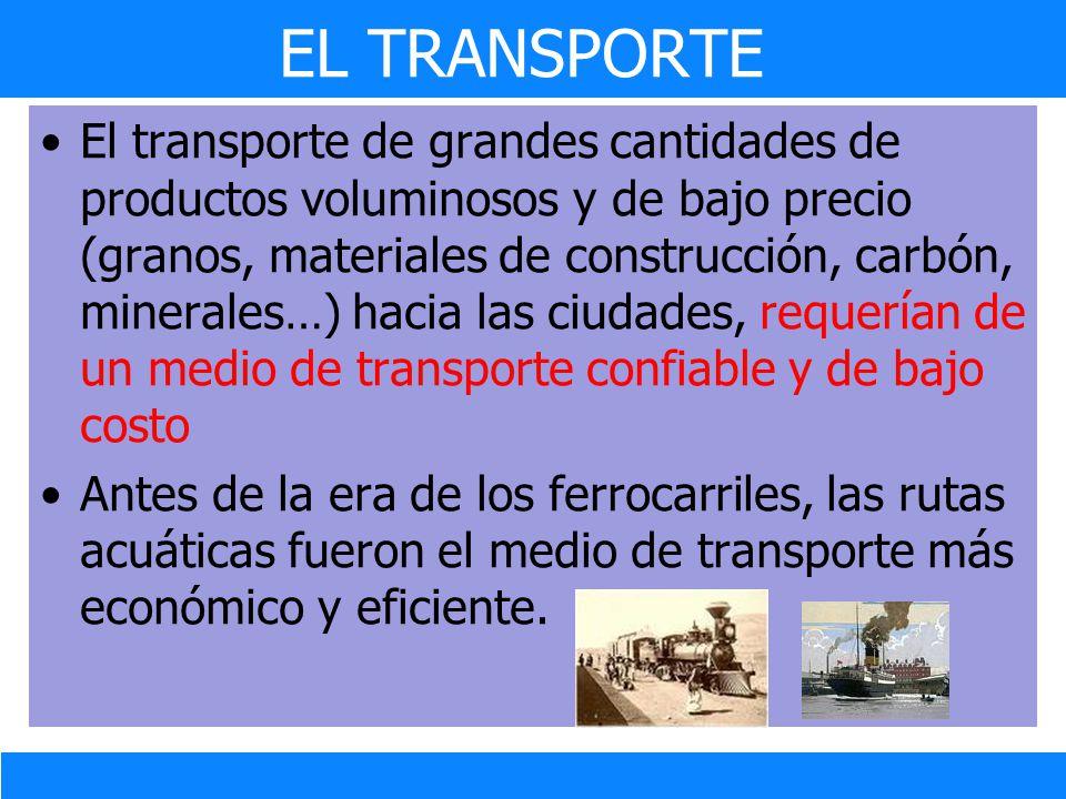 EL TRANSPORTE
