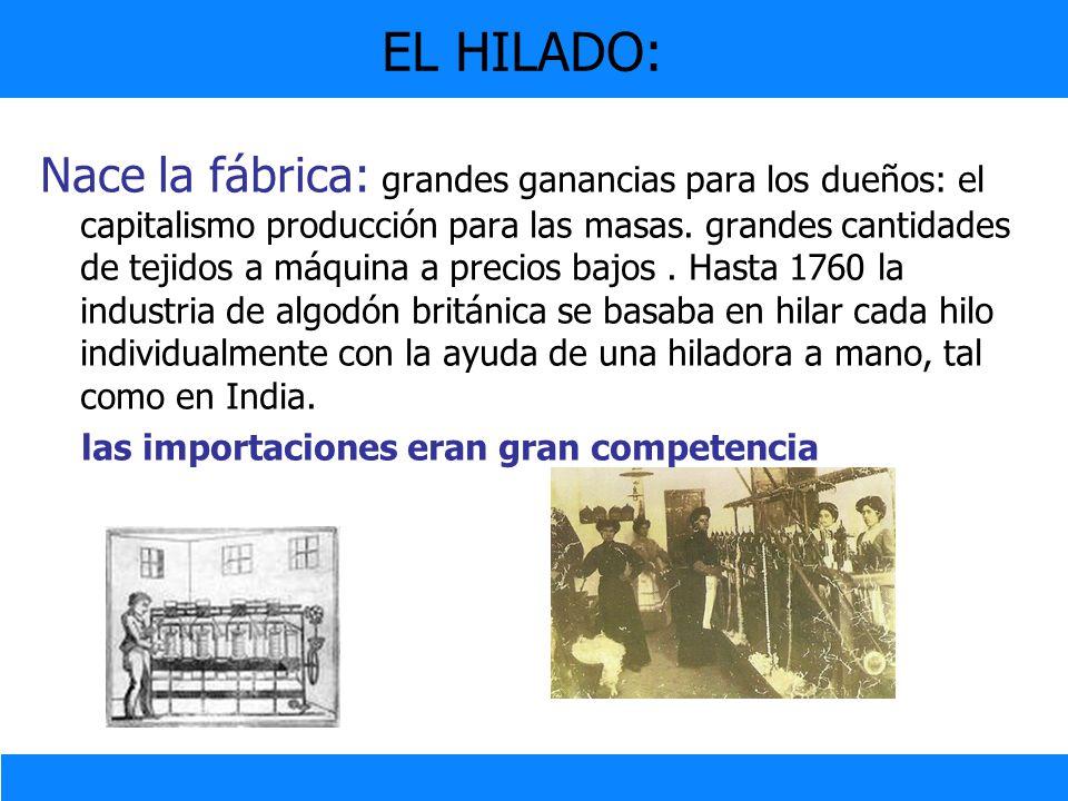 EL HILADO: