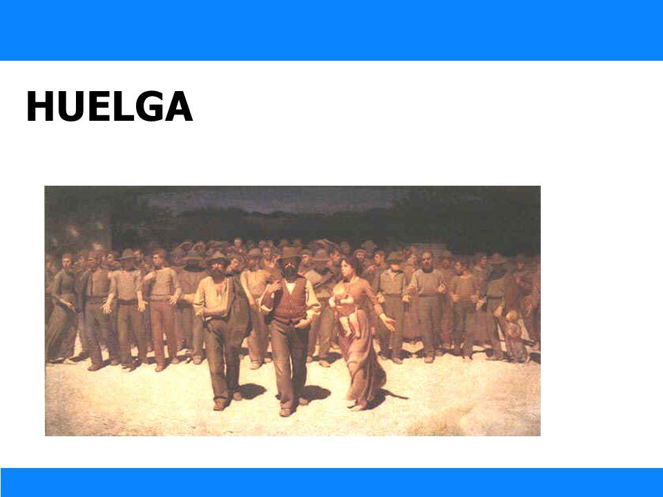 HUELGA