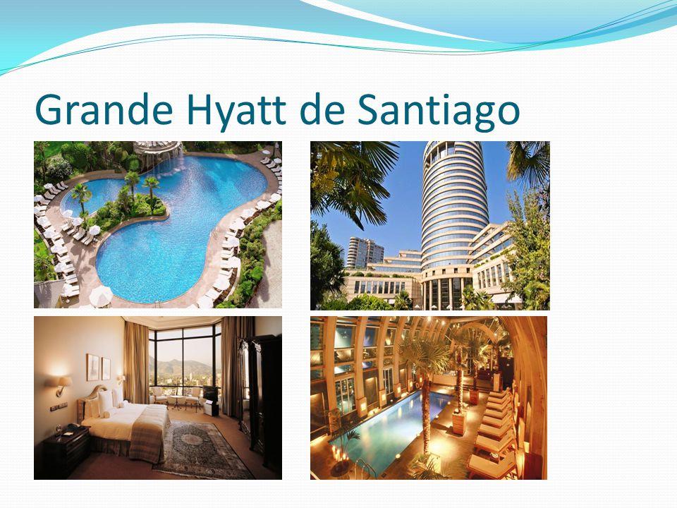 Grande Hyatt de Santiago