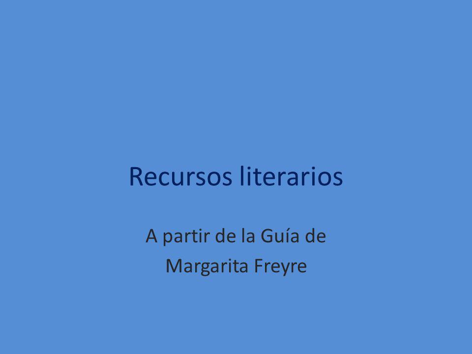 A partir de la Guía de Margarita Freyre