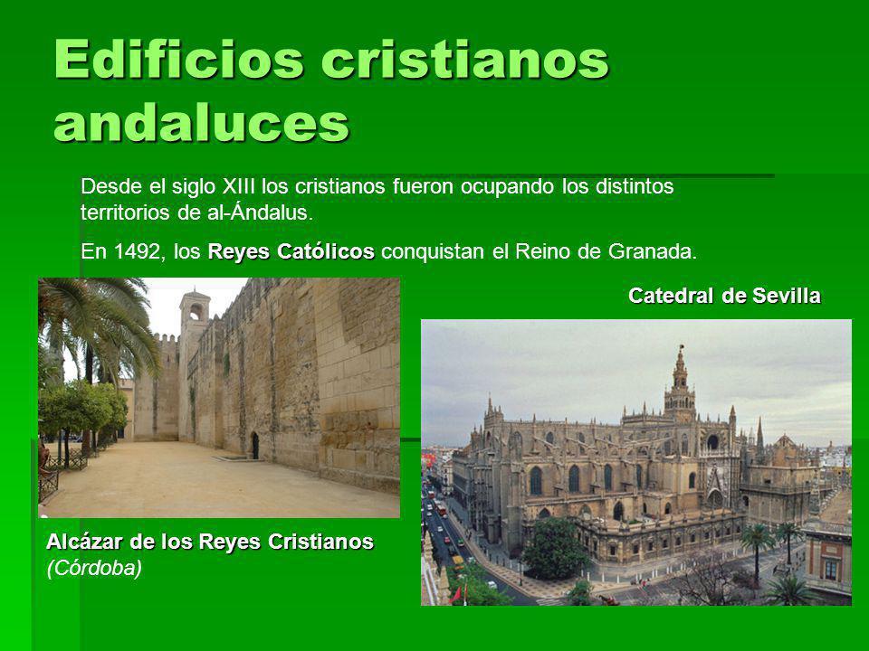 Edificios cristianos andaluces