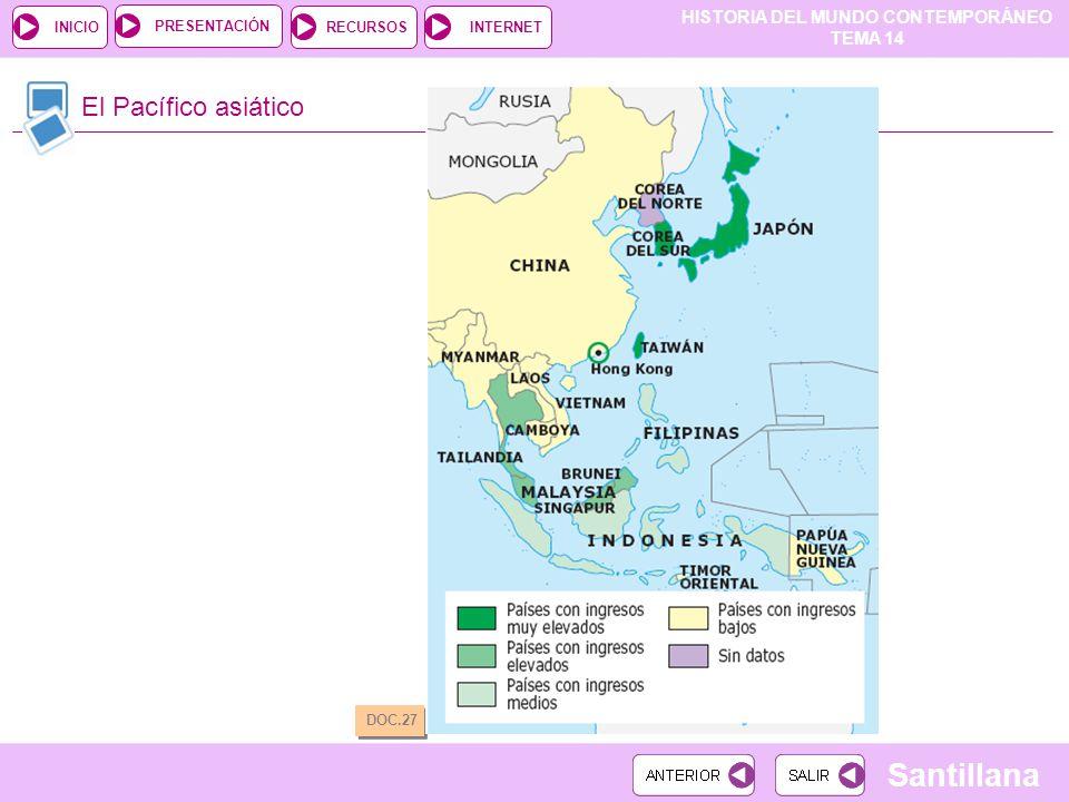 El Pacífico asiático DOC.27