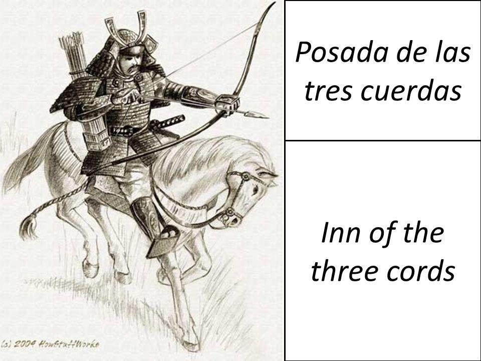 Posada de las tres cuerdas