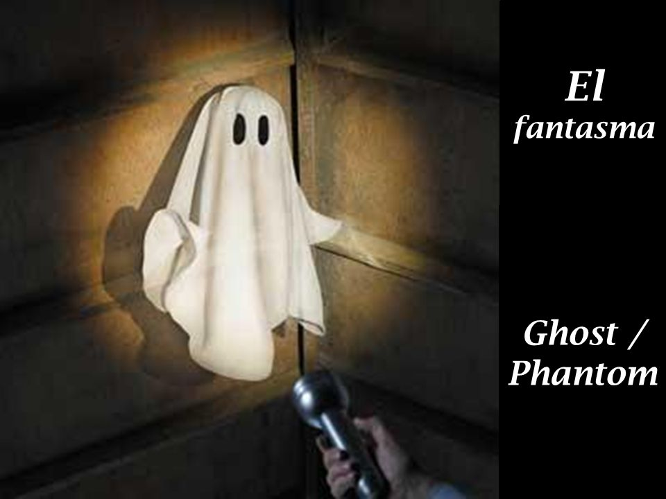 El fantasma Ghost / Phantom