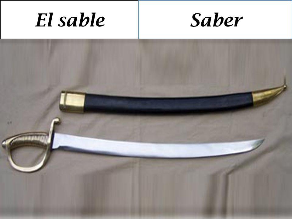 El sable Saber