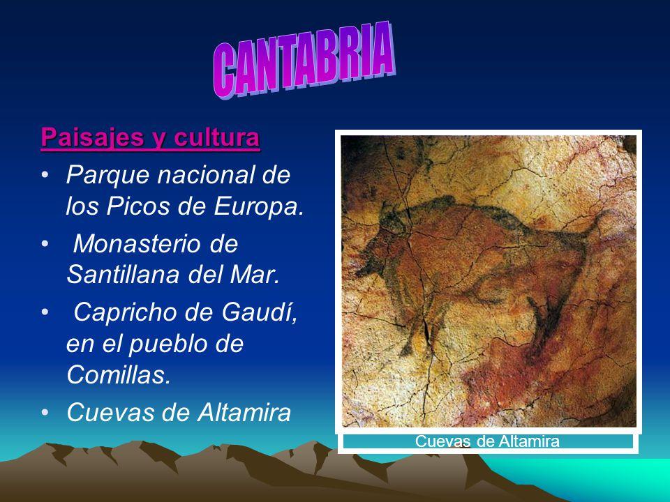CANTABRIA Paisajes y cultura Parque nacional de los Picos de Europa.