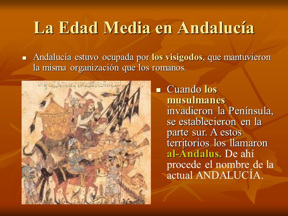 La Edad Media en Andalucía