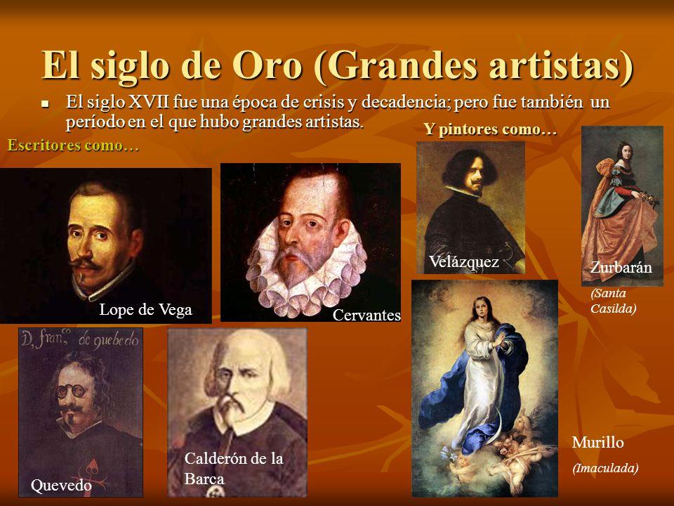 El siglo de Oro (Grandes artistas)