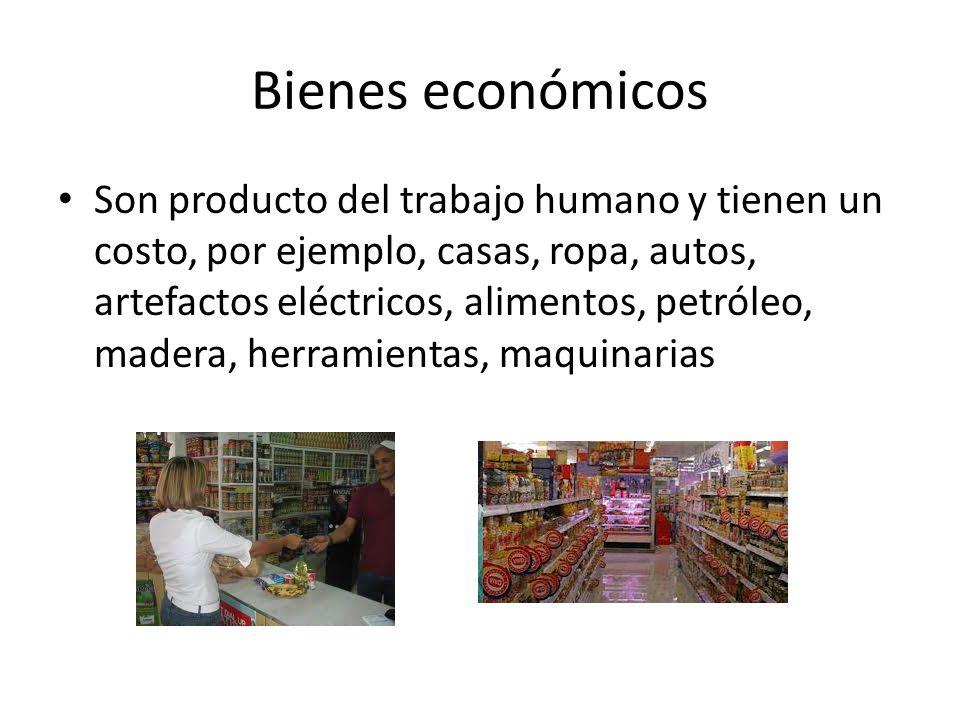 Bienes económicos