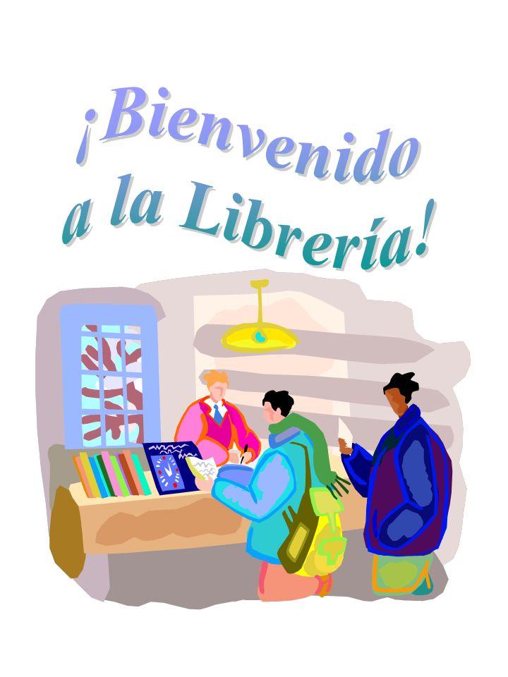¡Bienvenido a la Librería!