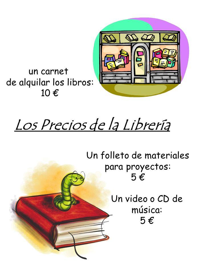Los Precios de la Librería