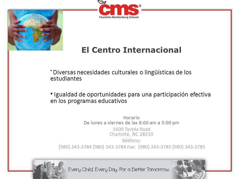 El Centro Internacional