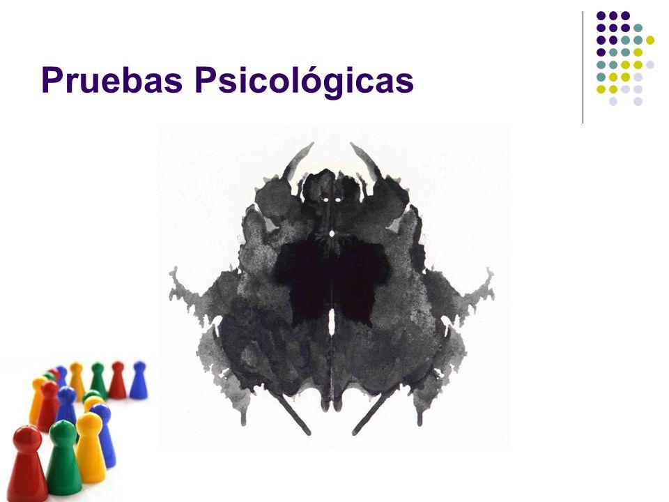 Pruebas Psicológicas