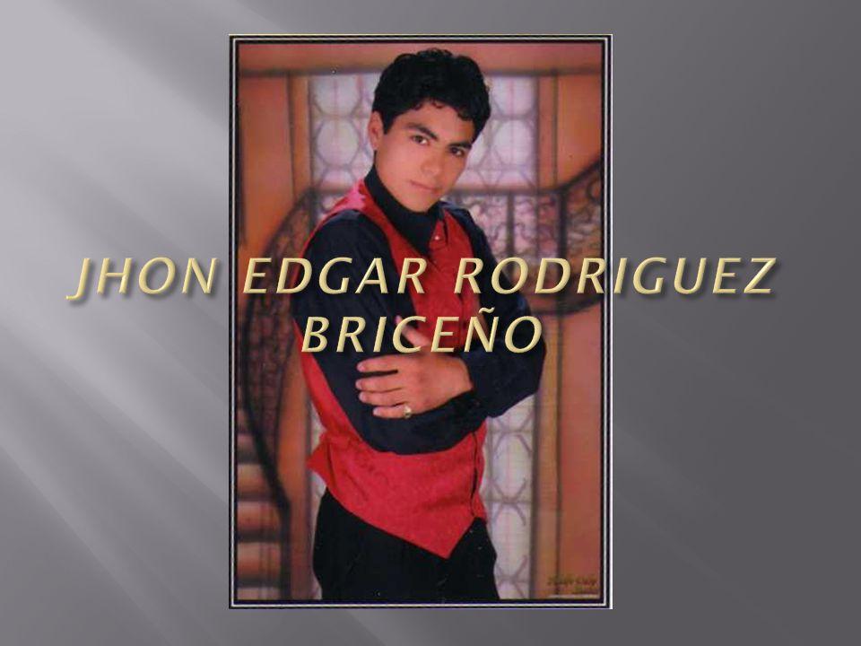 JHON EDGAR RODRIGUEZ BRICEÑO