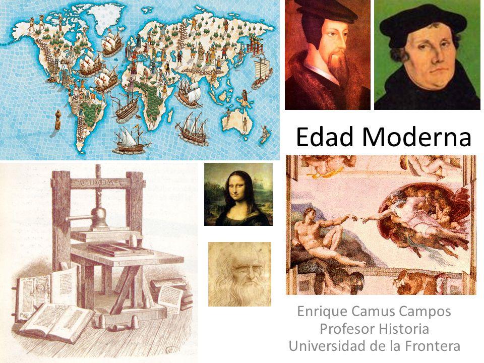 Enrique Camus Campos Profesor Historia Universidad de la Frontera