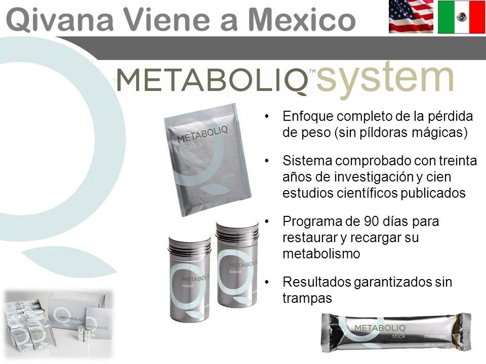 system Enfoque completo de la pérdida de peso (sin píldoras mágicas)
