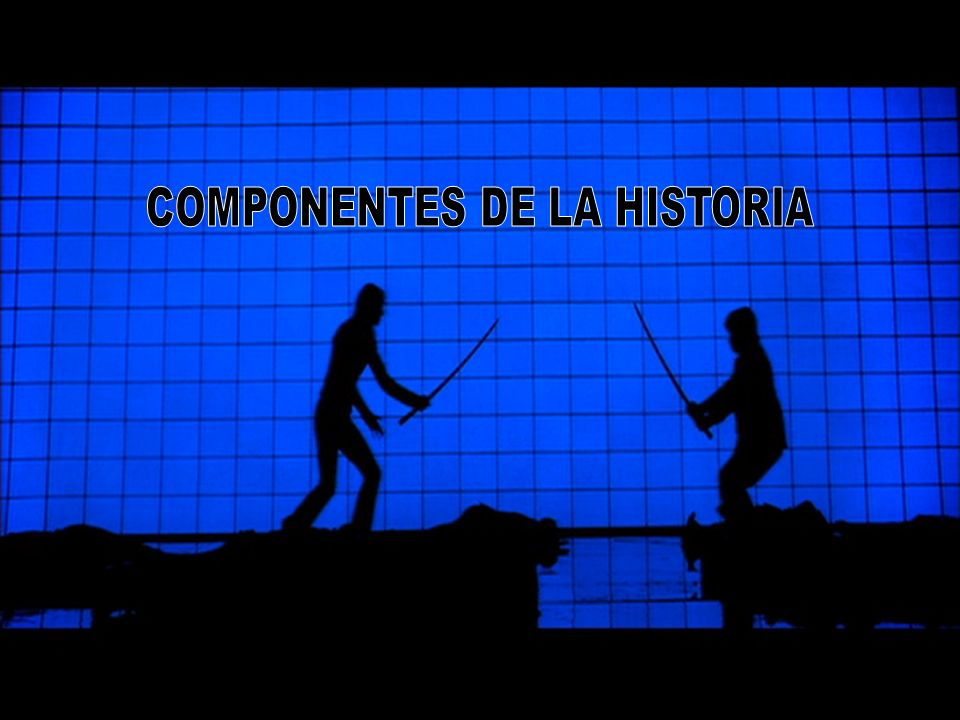 COMPONENTES DE LA HISTORIA