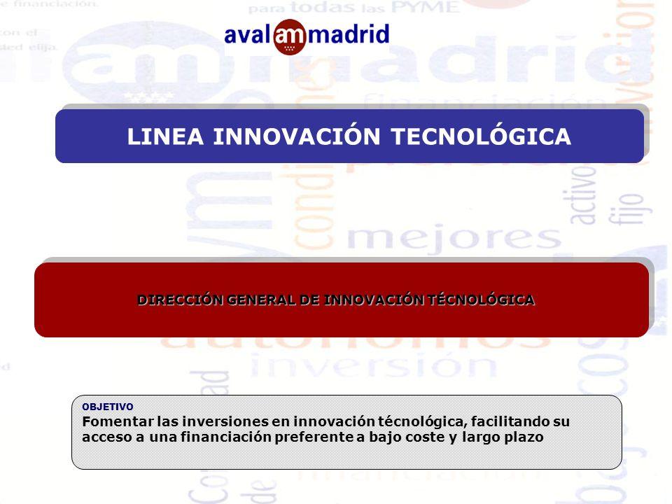 LINEA INNOVACIÓN TECNOLÓGICA