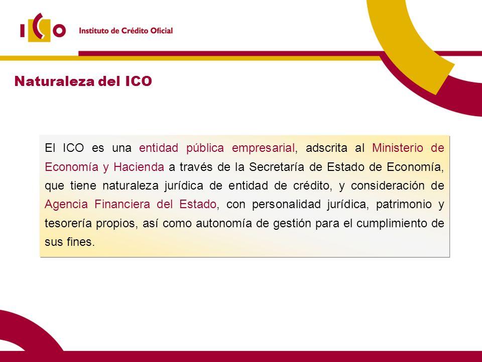Naturaleza del ICO