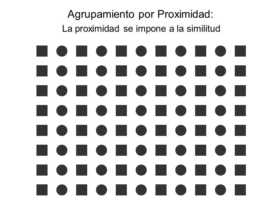 Agrupamiento por Proximidad: