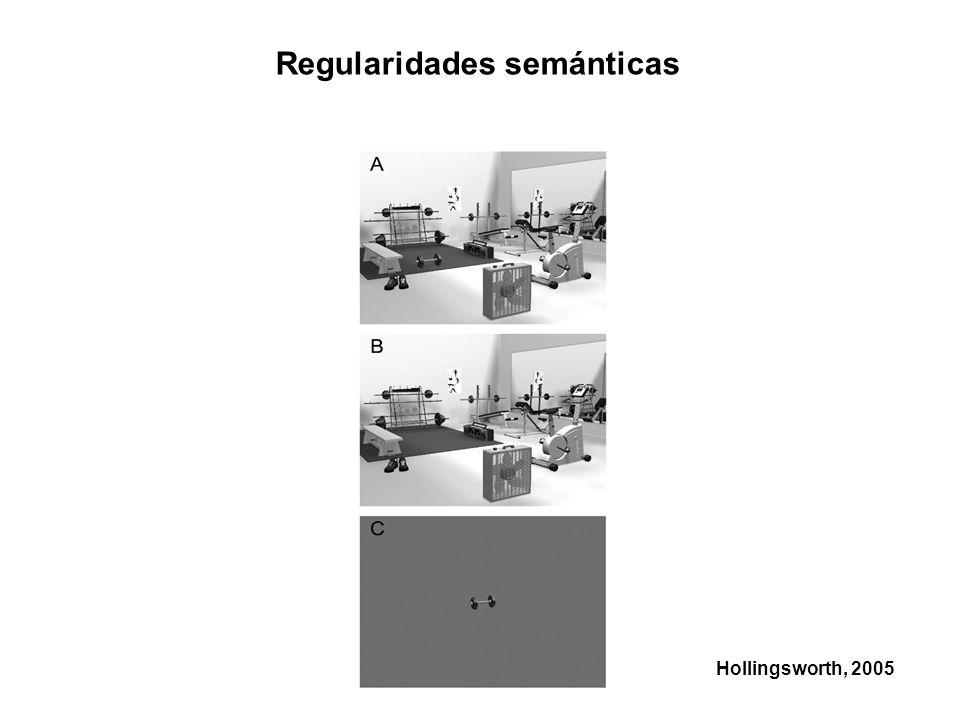 Regularidades semánticas
