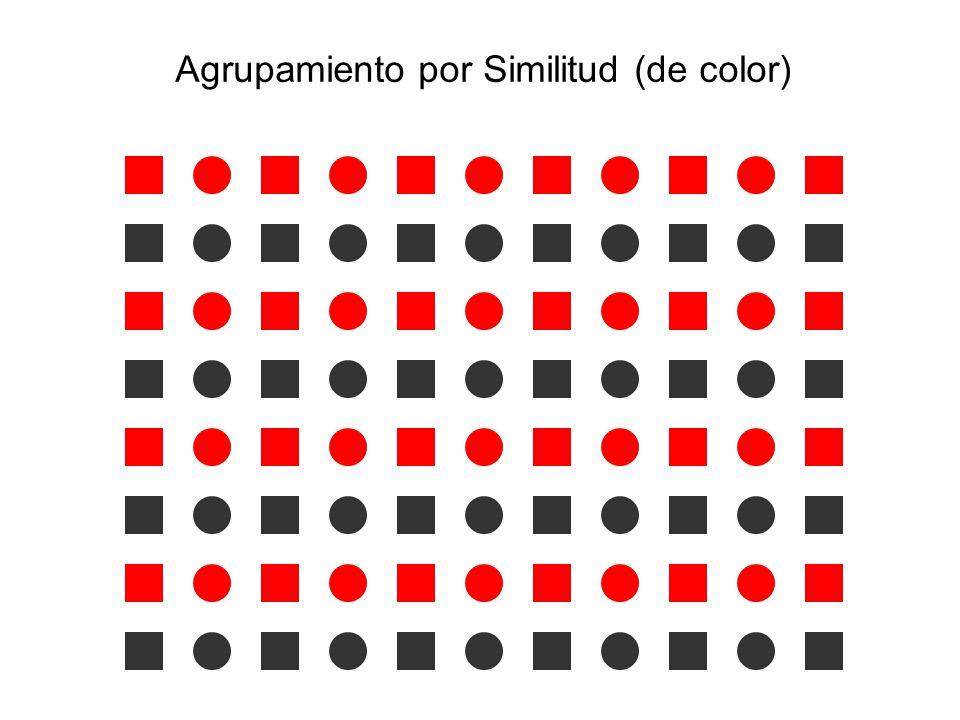 Agrupamiento por Similitud (de color)