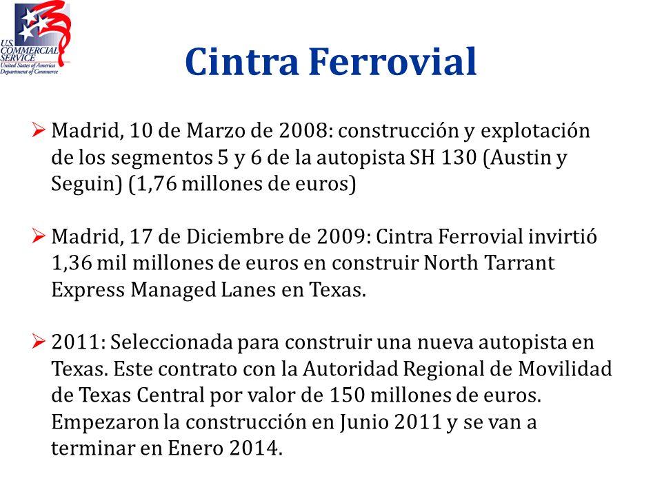 Cintra Ferrovial