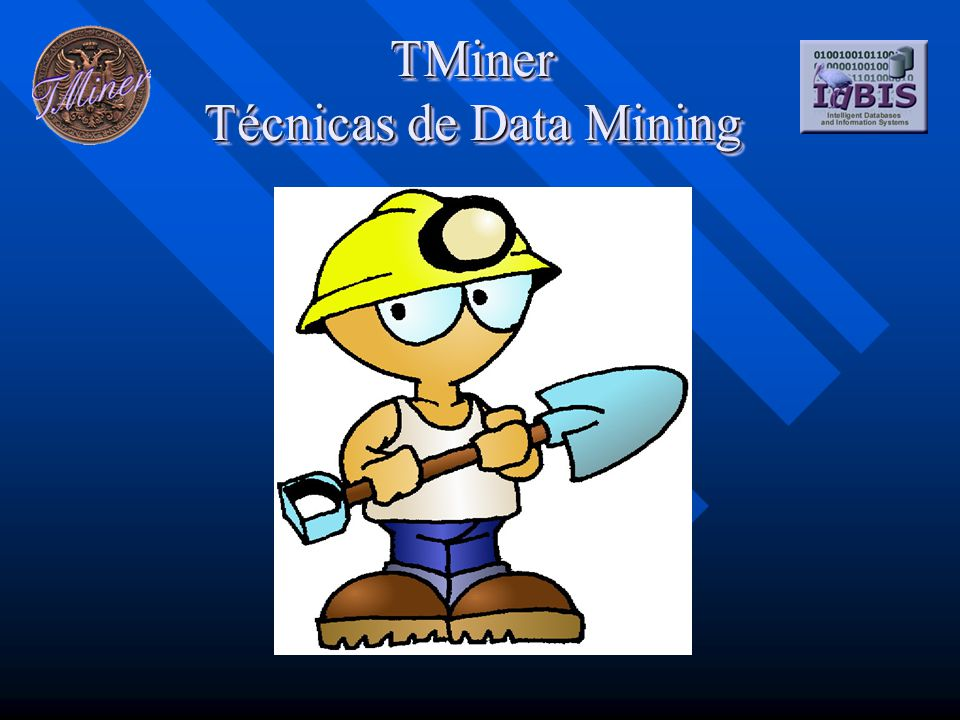 TMiner Técnicas de Data Mining