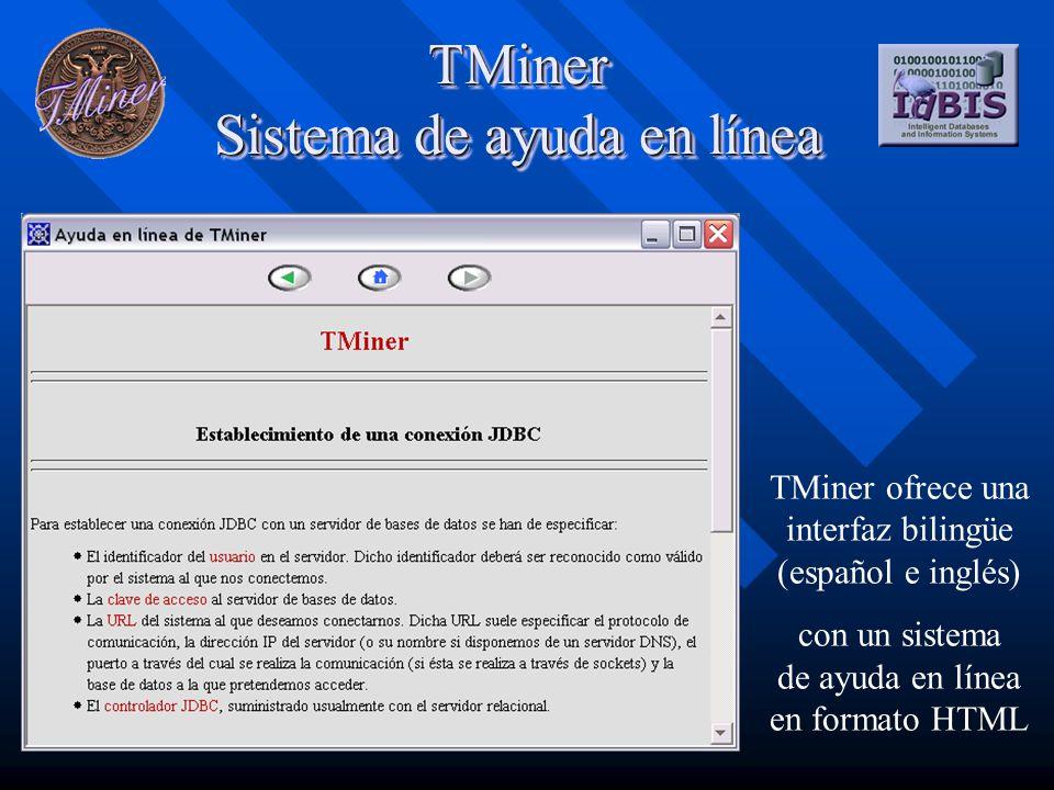 TMiner Monitorización