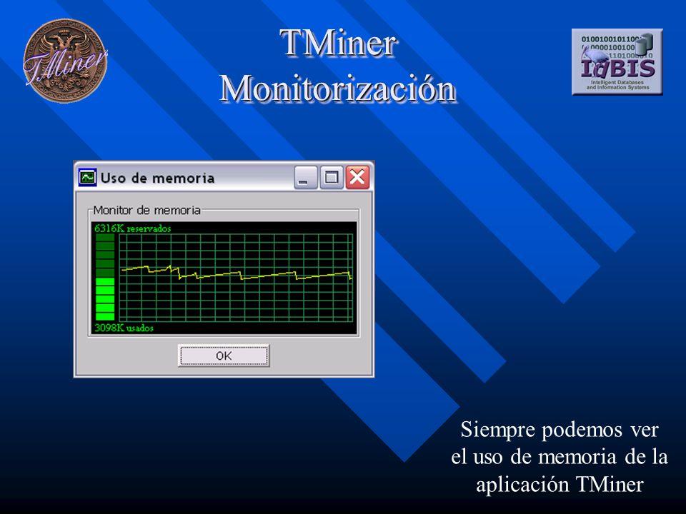 TMiner Infraestructura