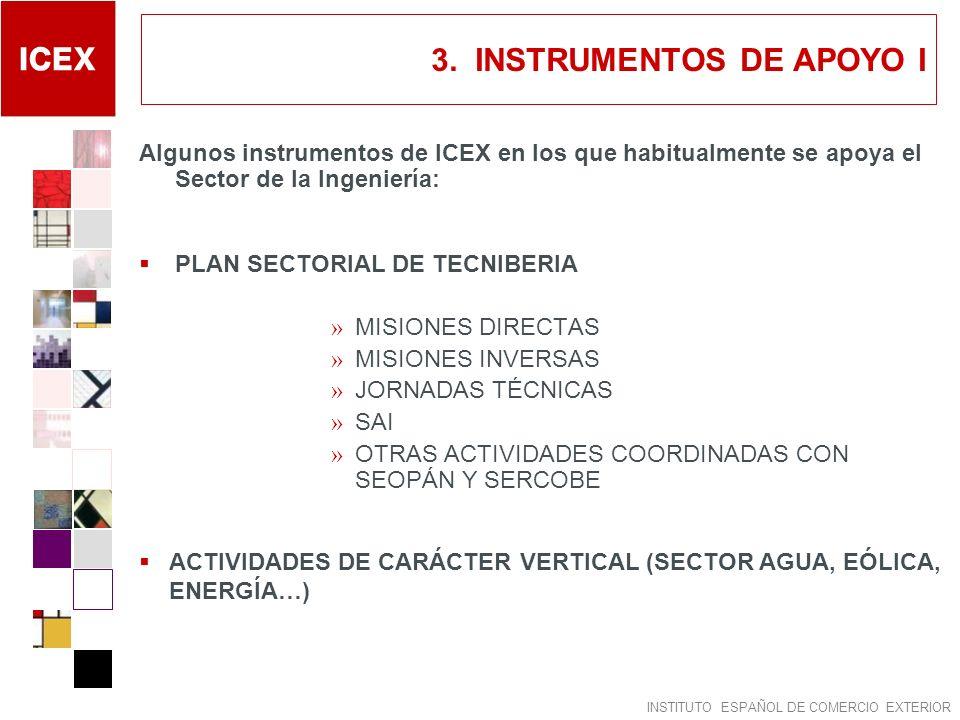 3. INSTRUMENTOS DE APOYO I