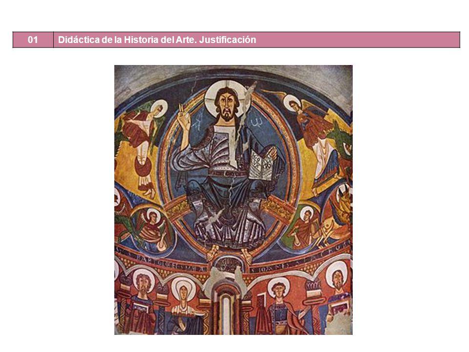 01 Didáctica de la Historia del Arte. Justificación