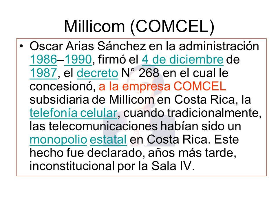 Millicom (COMCEL)