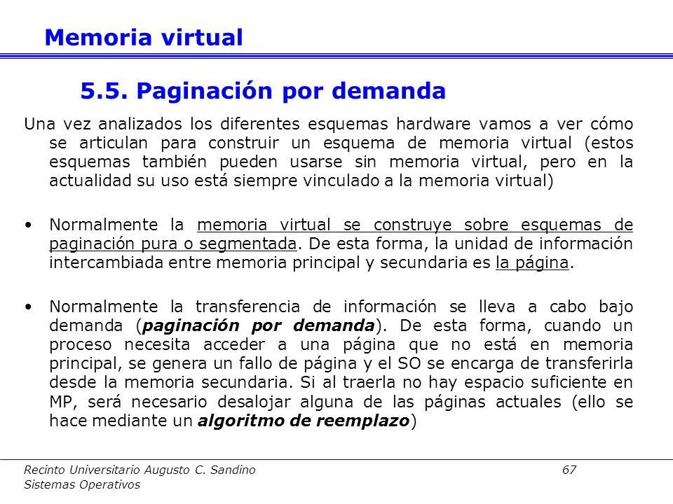 5.5. Paginación por demanda