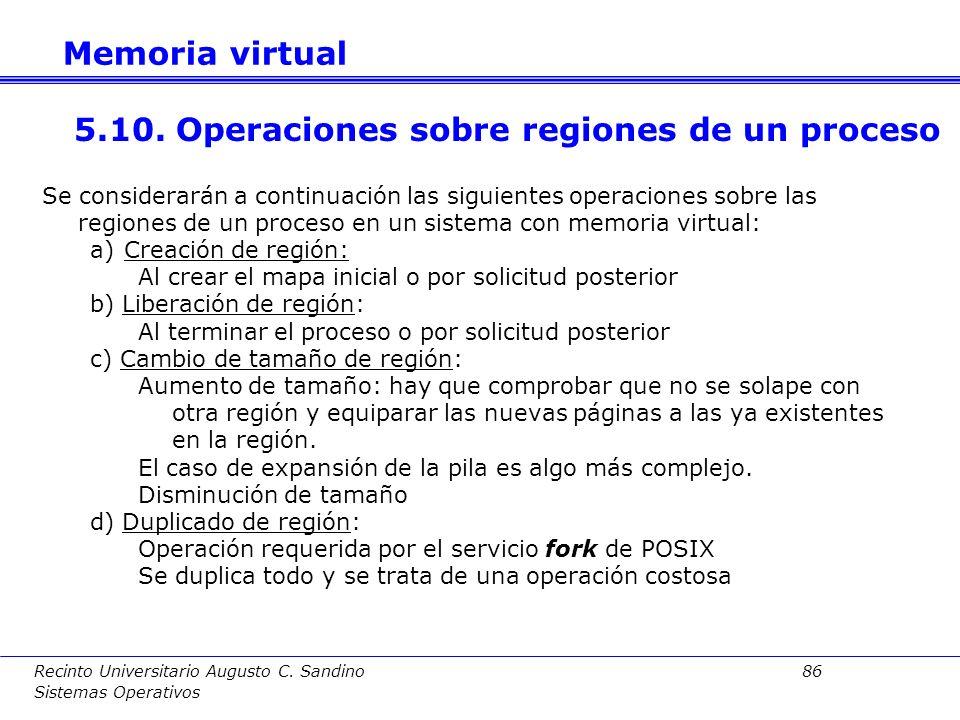 5.10. Operaciones sobre regiones de un proceso