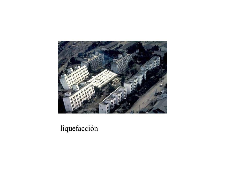 liquefacción