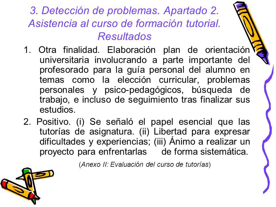 3. Detección de problemas. Apartado 2