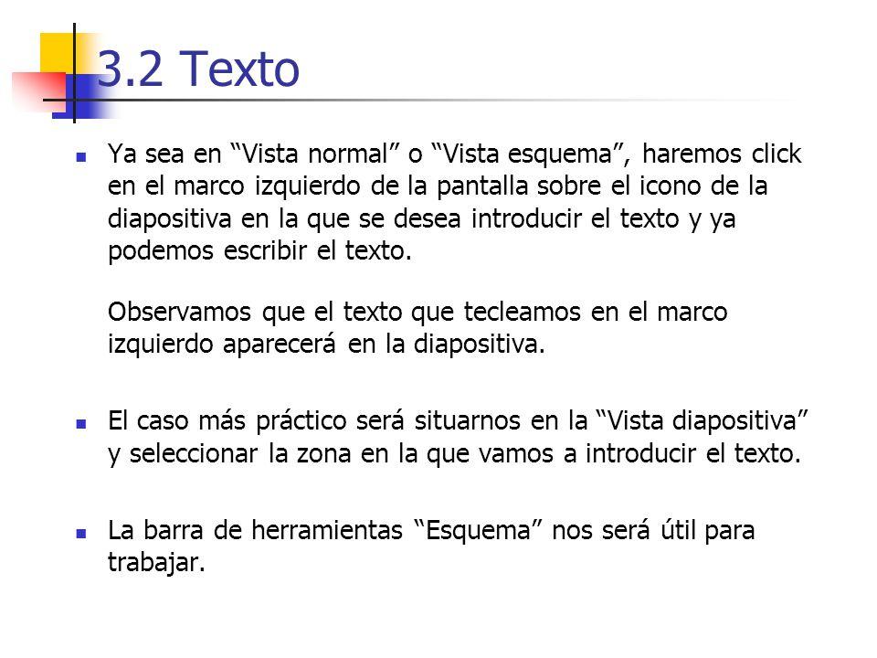 3.2 Texto